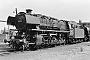 """Henschel 26031 - DB  """"44 422"""" __.07.1967 - Paderborn, BahnbetriebswerkRichard Schulz (Archiv Christoph und Burkhard Beyer)"""