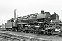 """Henschel 26035 - DB  """"44 426"""" 22.05.1967 - Hamm (Westfalen), Bahnbetriebswerk GDr. Werner Söffing"""