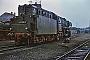 """Henschel 26040 - DB  """"043 431-6"""" __.__.1970 - Rheine, BahnbetriebswerkBernd Spille"""