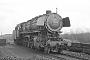 "Henschel 26046 - DB  ""44 437"" 26.03.1967 - Soest, BahnbetriebswerkHelmut Beyer"