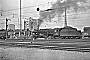 """Henschel 26069 - DB  """"44 460"""" __.__.1966 - Böblingen - Ausfahrt Richtung HerrenbergHelmut H. Müller"""