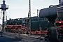 "Henschel 26071 - DB  ""044 462-0"" 04.08.1975 - Lehrte, BahnbetriebswerkBernd Spille"