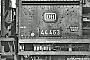 "Henschel 26072 - DB  ""44 463"" __.01.1967 - Rottweil, BahnbetriebswerkHelmut H. Müller"