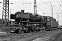 "Henschel 26074 - DB  ""044 465-3"" 28.10.1971 - Hohenbudberg, BahnbetriebswerkUlrich Budde"