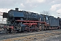 "Henschel 26074 - DB  ""044 465-3"" 19.02.1977 - Gelsenkirchen-Bismarck, BahnbetriebswerkMartin Welzel"