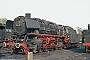 "Henschel 26074 - DB  ""044 465-3"" 08.10.1976 - Gelsenkirchen-Bismarck, BahnbetriebswerkMartin Welzel"
