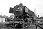 """Henschel 26081 - DB  """"044 472-9"""" 11.05.1976 - Gelsenkirchen-Bismarck, BahnbetriebswerkMichael Hafenrichter"""