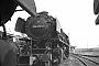 "Henschel 26081 - DB  ""044 472-9"" 06.08.1974 - Hamm (Westfalen), BahnbetriebswerkKlaus Görs"