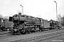 """Henschel 26090 - DB """"044 481-0"""" 31.03.1977 - Gelsenkirchen-Bismarck, BahnbetriebswerkWerner Wölke"""