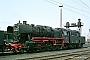 "Henschel 26230 - DB  ""051 420-8"" 11.08.1973 - Lehrte, BahnbetriebswerkUlrich Budde"