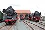 """Henschel 26275 - DDM """"50 3690-0"""" 16.08.2019 - Neuenmarkt-Wirsberg, Deutsches Dampflokomotiv MuseumGerd Zerulla"""