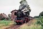 "Henschel 26281 - DR ""50 3527-4"" 02.07.1988 - Schwastorf-Dratow, HaltepunktMichael Uhren"