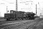 """Henschel 26304 - DB  """"051 494-3"""" 01.03.1972 - Hohenbudberg, BahnbetriebswerkMartin Welzel"""