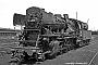 """Henschel 26319 - DB """"50 4005"""" 29.05.1966 - Hamm (Westfalen), BahnbetriebswerkReinhard Gumbert"""