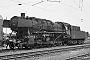 "Henschel 26322 - DB ""50 382"" 25.06.1967 - Frankfurt (Main), Bahnbetriebswerk 2Reinhard Gumbert"