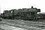 """Henschel 26350 - DB """"051 540-3"""" 28.07.1973 - Crailsheim, BahnbetriebswerkMartin Welzel"""