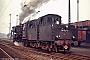 """Henschel 26367 - DB """"051 557-7"""" 22.09.1972 - Porz-Gremberghoven, Bahnbetriebswerk GrembergMartin Welzel"""