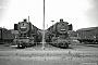 """Henschel 26367 - DB """"051 557-7"""" 20.06.1972 - Duisburg-Wedau, BahnbetriebswerkMartin Welzel"""