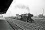"""Henschel 26384 - DB """"50 1574"""" 11.07.1967 - Gelsenkirchen-Bismarck, Bahnhof Gelsenkirchen-ZooDr. Werner Söffing"""