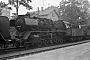 "Henschel 26604 - DR ""050 539-6"" 24.08.1983 - Nossen, BahnhofFrank Pilz (Archiv Stefan Kier)"