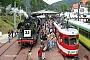"""Henschel 26604 - BEM """"50 3539-9"""" 21.08.2004 - Bad Herrenalb, BahnhofWerner Wölke"""