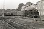 """Henschel 26720 - DR """"86 1501-5"""" 09.09.1983 - Rochlitz (Sachsen), BahnhofManfred Uy"""