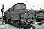 "Henschel 26790 - DB  ""052 722-6"" 04.05.1973 - Schwandorf, BahnbetriebswerkMartin Welzel"