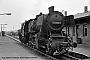 "Henschel 26845 - DR ""52 1006-7"" 15.04.1972 - Kamenz (Sachsen), BahnhofHelmut Constabel  (Archiv Stefan Carstens]"