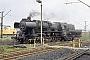 """Henschel 27480 - DR """"52 8096-1"""" 02.07.1988 - Engelsdorf (bei Leipzig), BahnbetriebswerkTilo Reinfried"""