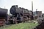 "Henschel 27794 - DR ""52 8004-5"" 10.05.1991 - Guben, BahnbetriebswerkTilo Reinfried"