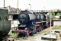 "Henschel 27822 - DR ""52 8006-6"" 02.06.1988 - Wustermark, Bahnbetriebswerk RangierbahnhofMichael Uhren"