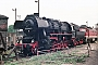 "Henschel 27822 - DR ""52 8006-6"" 22.06.1989 - Wustermark, Bahnbetriebswerk RangierbahnhofMichael Uhren"