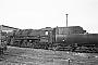 "Henschel 27832 - DR ""52 8002-9"" 06.03.1988 - Cottbus, BahnbetriebswerkTilo Reinfried"
