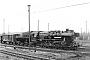 """Henschel 27952 - DR """"52 8039"""" 05.07.1967 - Roßlau (Elbe), RangierbahnhofKarl-Friedrich Seitz"""