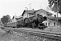 """Henschel 28243 - DR """"52 8016-9"""" 09.06.1983 - Oberoderwitz, BahnhofAndreas Wiel (Archiv Stefan Kier)"""