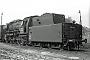 """Henschel 28530 - DB """"023 030-0"""" 08.09.1973 - Crailsheim, BahnbetriebswerkMartin Welzel"""