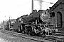 "Henschel 28534 - DB ""023 034-2"" 13.09.1973 - Saarbrücken, Bahnbetriebswerk HauptbahnhofUlrich Budde"