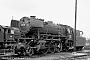 """Henschel 28539 - DB """"023 039-1"""" 06.07.1968 - Heilbronn, BahnbetriebswerkUlrich Budde"""