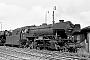 """Henschel 28539 - DB """"023 039-1"""" 03.08.1969 - Crailsheim, BahnbetriebswerkUlrich Budde"""