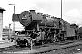 """Henschel 28541 - DB """"023 041-7"""" 15.08.1969 - Heilbronn, BahnbetriebswerkUlrich Budde"""
