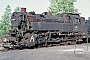 """Henschel 28602 - DB """"082 024-1"""" 20.05.1971 - Emden, BahnbetriebswerkHelmut Philipp"""