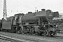 "Henschel 28612 - DB ""023 002-9"" 23.05.1974 - Lauda, BahnbetriebswerkHelmut Philipp"