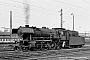 """Henschel 28617 - DB """"023 007-8"""" 05.04.1971 - Saarbrücken, HauptbahnhofUlrich Budde"""