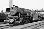 """Henschel 28619 - DB """"023 009-4"""" 09.09.1973 - Kaiserslautern, BahnbetriebswerkUlrich Budde"""