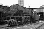 """Henschel 28620 - DB """"023 010-2"""" 11.05.1974 - Kaiserslautern, BahnbetriebswerkMartin Welzel"""