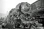 """Henschel 28624 - DB """"023 014-3"""" 11.01.1972 - Ehrang, BahnbetriebswerkMartin Welzel"""