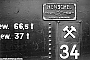 "Henschel 29892 - SBW ""34"" __.05.1969 - SaarbrückenHelmut H. Müller"