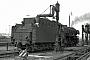 """Henschel 22923 - DB """"001 180-9"""" 05.05.1973 - Hof, BahnbetriebswerkMartin Welzel"""