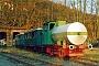 Hohenzollern 3306 - EFO 30.11.1992 - Gummersbach-Dieringhausen, Eisenbahnmuseum, EFODietmar Stresow