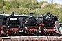 "Hohenzollern 3376 - DGEG ""74 1192"" 16.04.2011 - Bochum-Dahlhausen, EisenbahnmuseumThomas Wohlfarth"